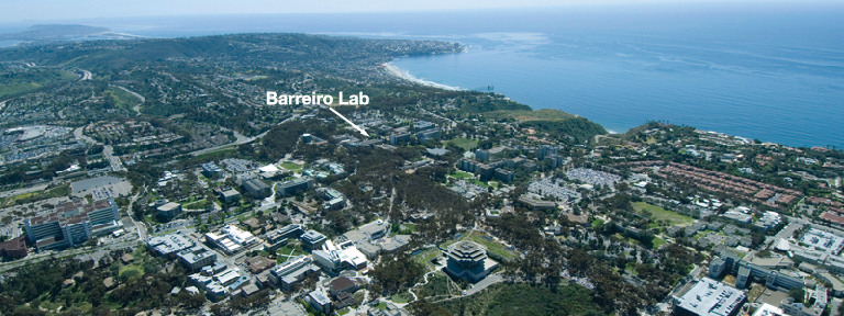 Barreiro Lab location