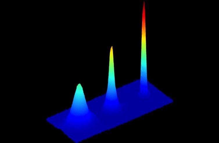 Sr Bose-Einstein Condensate (BEC)